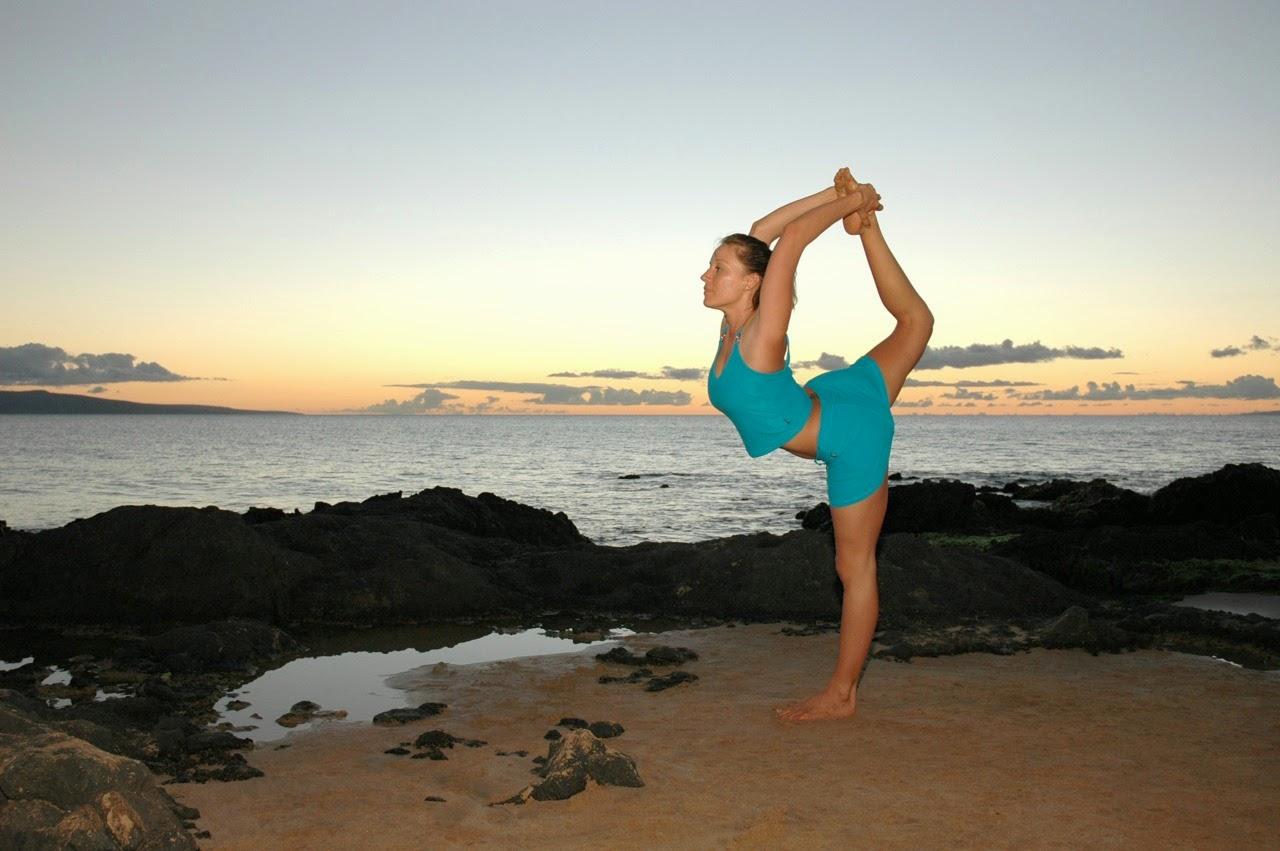 exemple de pratique - Mike Yoga Paris