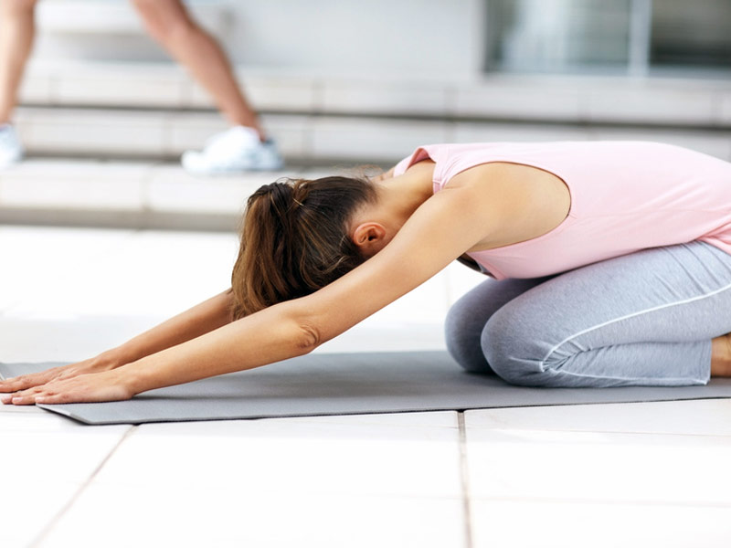 Yoga exercices 2 - 1 1