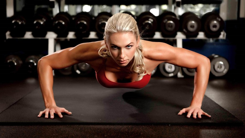 gym-fitness-girls-bodybuilding-girl-pushups-wallpapers4screen.com-1920x1080