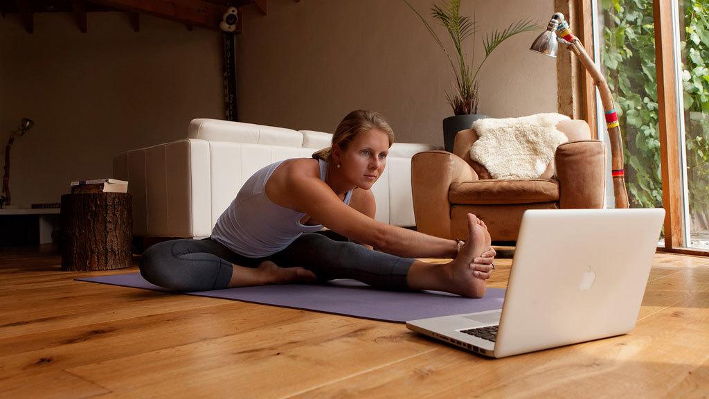 Yoga télétravail zoom